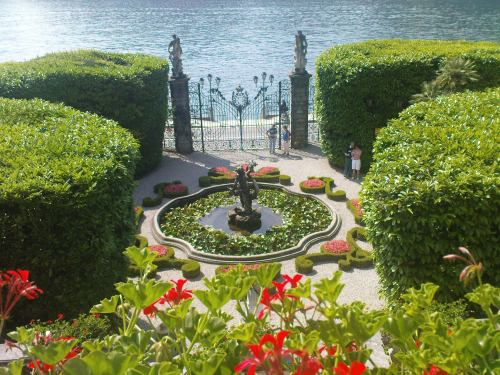 The Gardens of Villa Carlotta, Lake Como