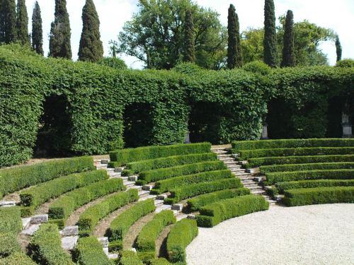 Garden Theatre near Verona