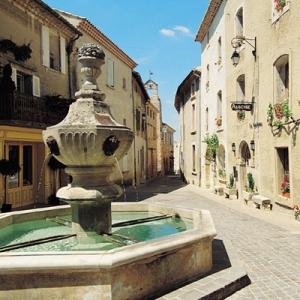 Village of Venasque, Vaucluse, Provence