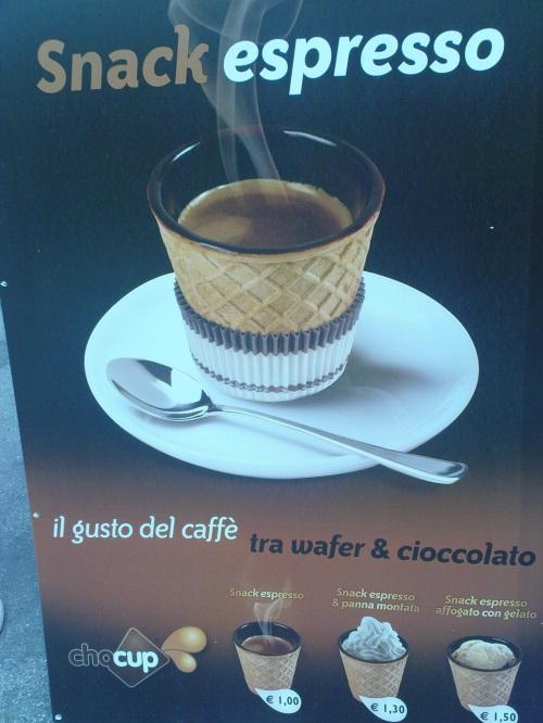 Enjoy this Coffee